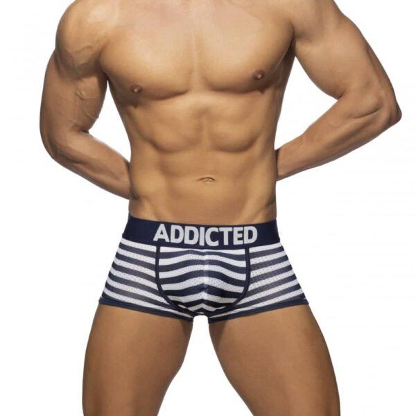 Addicted Sailor Trunk Navy