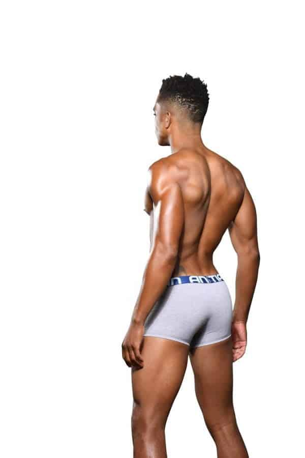 Andrew Christian Almost Naked Bamboo Boxer Grijs