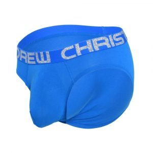 Andrew Christian Almost Naked Bamboo Brief Blauw