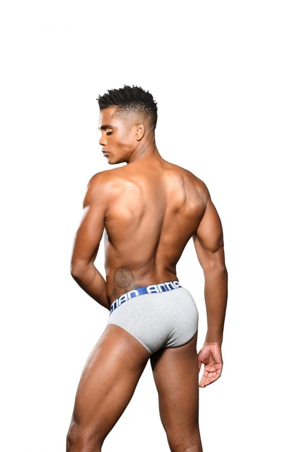 Andrew Christian Almost Naked Bamboo Brief Grijs