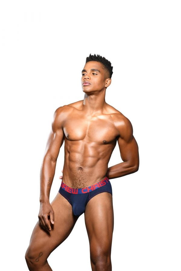 Andrew Christian Almost Naked Bamboo Brief Navy