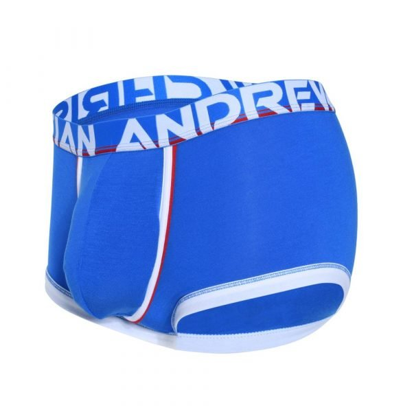 Andrew Christian CoolFlex Active Modal Boxer w/ Show-It Blauw