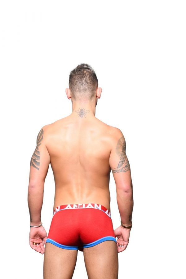 Andrew Christian CoolFlex Active Modal Boxer w/ Show-It Rood