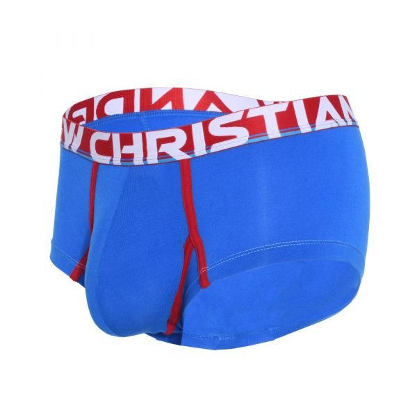 Andrew Christian CoolFlex Modal Boxer w/ Show-It Blauw