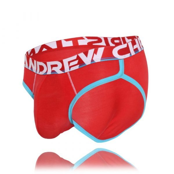 Andrew Christian CoolFlex Modal Brief w/ Show-It Rood