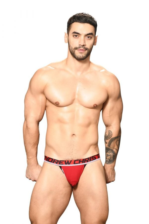Andrew Christian Fly Jock w/ Almost Naked Rood