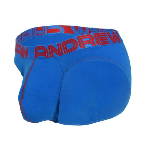 Andrew Christian Happy Brief w/ Almost Naked Blauw