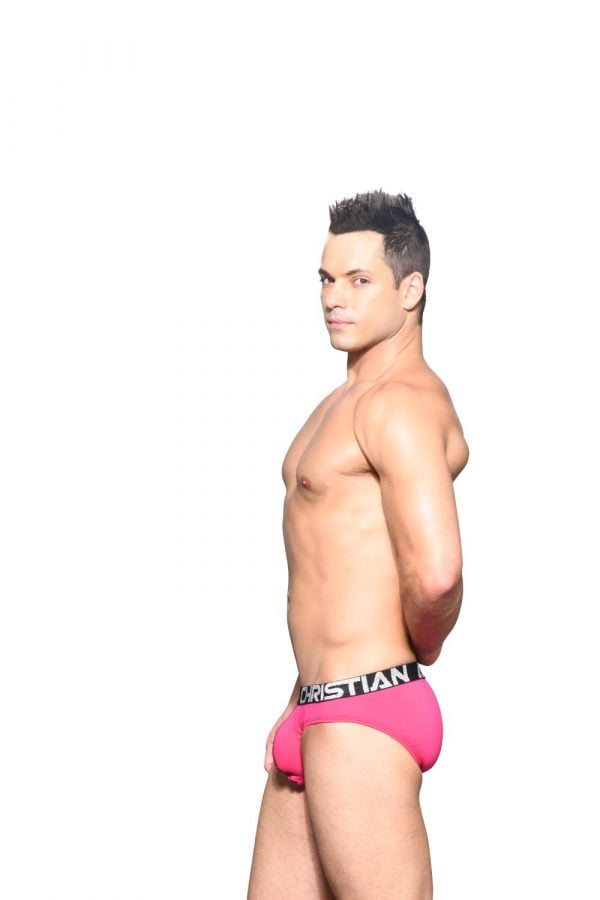 Andrew Christian Happy Brief w/ Almost Naked Roze