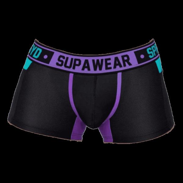 Supawear Cyborg Trunk Cyber Paars