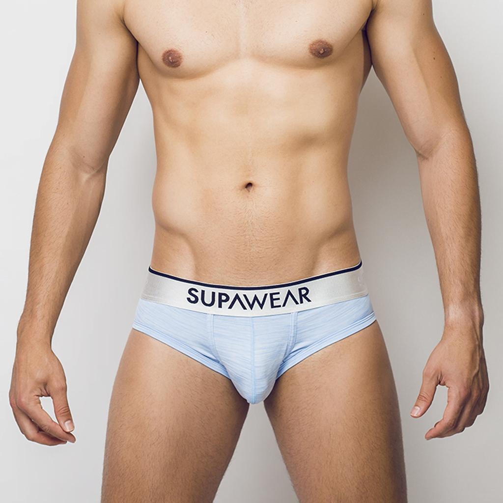 Supawear HERO Brief Blauw