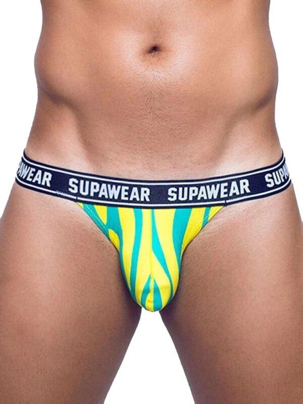 Supawear POW Beast String Geel