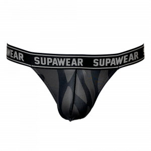 Supawear POW Beast String Zwart