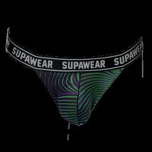 Supawear POW Jockstrap Freaky Green