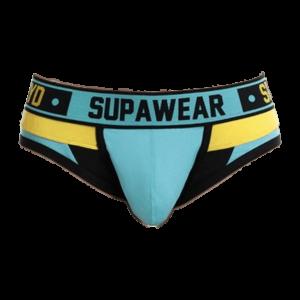 Supawear Spectrum Brief Blauw