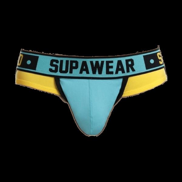 Supawear Spectrum Jockstrap Electric Blauw