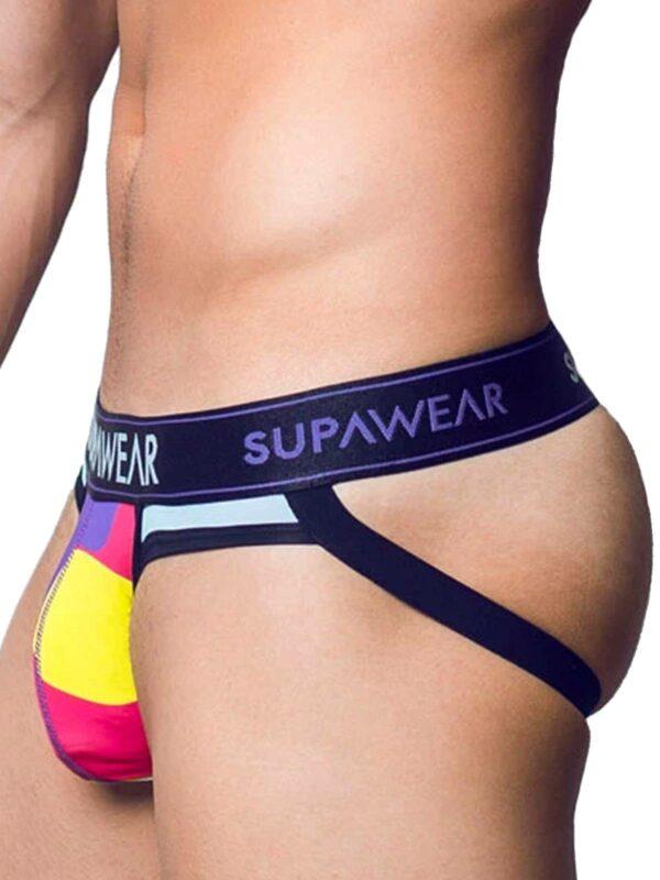 Supawear Sprint Jockstrap Bubblegum Paars
