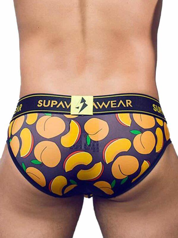Supawear Sprint Peaches Brief Oranje