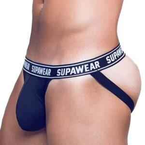 Supawear WOW Jockstrap Zwart